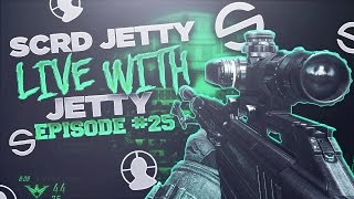 Scrd Jetty - Live with Jetty #25