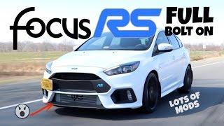 Modded Full bolt on Focus RS - Joyride Review & Dyno