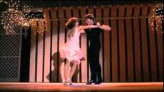 Dirty Dancing-Patrick Swayze ft. Wendy Frazer-She's Like The Wind