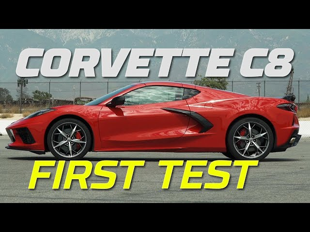 We've Got a C8!—2020 Chevy Corvette C8 First Test | MotorTrend
