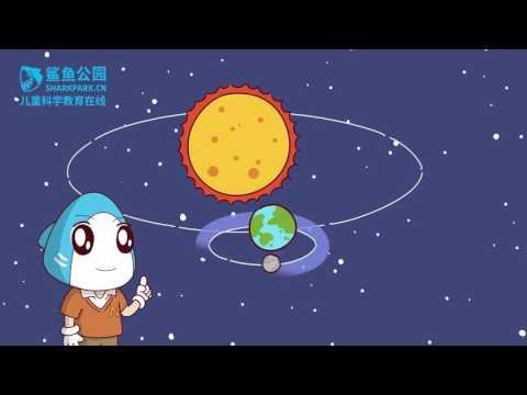 【小小鲨科学课堂-大班】020变化多端的月亮 - YouTube