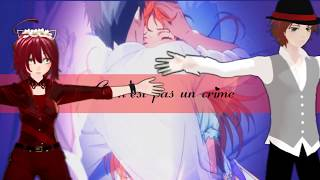 Nightcore French (2U de David guetta ft Justin Bieber - cover de SARA'H + paroles HD