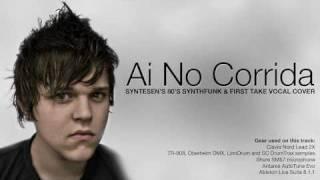 Ai No Corrida - Syntesen's 80's Synth Funk Cover