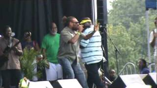 "Leroy Gibbons - ""Four Season Lover"" - Live @ Jambana Festival, Toronto, ON - 08/02/10"