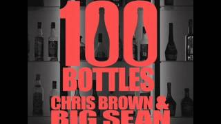 CyHi The Prynce Feat. Chris Brown & Big Sean - 100 Bottles - by(STATE OF MUSIC)