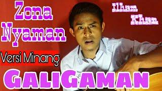 Parody Zona Nyaman - Fourtwnty ( Versi Minang ) Galigaman Subtitle Bahasa Indonesia