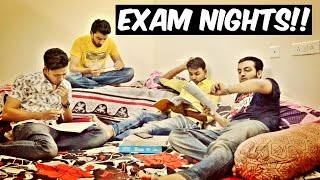 Night before EXAMS l The Baigan Vines