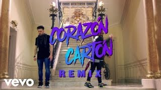VI-EM, Nicolas Mayorca - Corazón de Cartón (Remix)