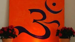 Om Mantra Rezitation langsames Mantra Japa