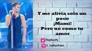 Prince Royce - Culpa Al Corazón Lyrics♥