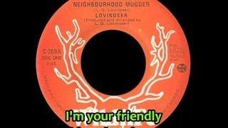 Lovindeer - Your Friendly Neighbourhood Mugger