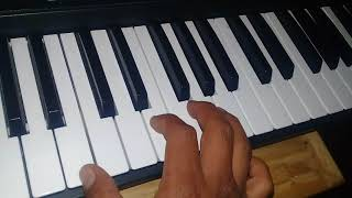 Tutorial teclado Grupo ternura El fantasma del amor