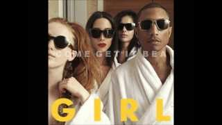 Pharrell Williams - Come Get It Bea Ft. Miley Cyrus