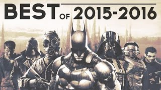 "Best Games of 2015 & 2016 MASHUP ""E3 Game Trailers"""