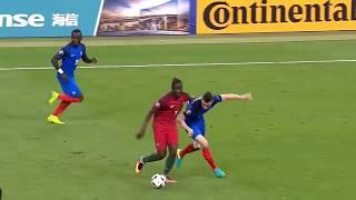 Eder's  EURO 2016 slow motion