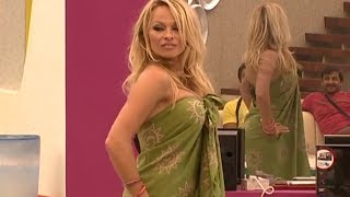 Pamela Anderson and Shweta Tiwari Dancing Together - Bigg Boss - Big Brother Universe