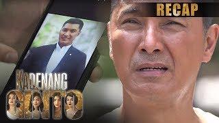 Robert Mondragon is alive! | Kadenang Ginto Recap (With Eng Subs)