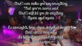 Avril Lavigne - Hot (HQ-HD lyrics + Hungarian translation)