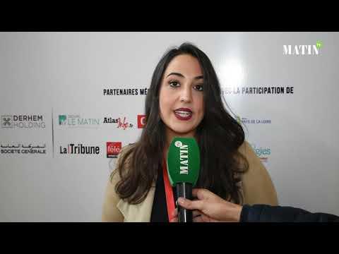 Video : Forum d'Affaires Maroc-France à Dakhla : Déclaration de  Imane Chraibi, Operations Executive at Ark Global