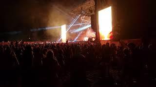ODESZA - Falls (ft Sasha Sloan) Live at Hangout Fest 2018