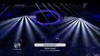 Israel 2015 - Nadav Guedj – Golden Boy Eurovision Grand Final LIVE