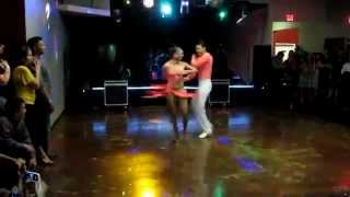 David and Paulina - 2013 Rumba Azteca