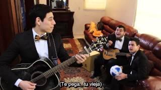 Te Pega Tu Vieja - Los Tres Tristes Tigres Feat. YosStop (Versión Subtitulada) [Team Zetto Senshi]
