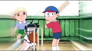 Funny Doraemon with Cricket Commentary 😂😂
