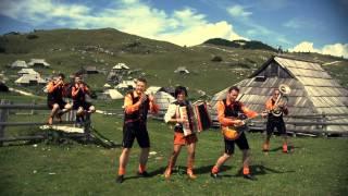 Junge Paldauer - A Bass, a Gitarr und a Ziehharmonika
