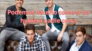 BigTimeRush- Like Nobody's Around -Completa [Traducida al Español]