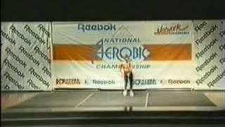National Aerobics Championship 1988 Australia Individual
