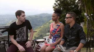 Richie Campbell on why he chose to do Reggae Music - Jussbuss Acoustic