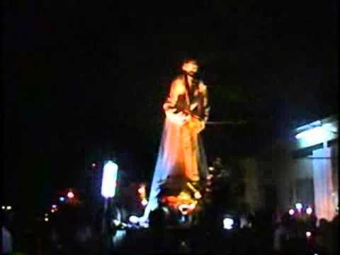Jueves Santo 2011: Procesion del Silencio – Santa Ana