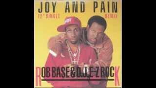 Rob Base & DJ E-Z Rock - Times Are Gettin' Ill (Vinyl Rip)