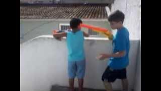 Vídeo produzido por Vitor C. e Henrique B.