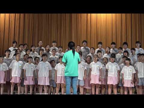 109興光熠熠才藝晚會 合唱團 - YouTube