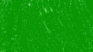 Full HD Green Screen water  Steady Seep Effects Free