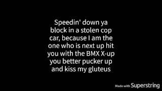 TERROR REID   UPPERCUTS Lyrics