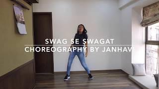 Swag Se Swagat   Tiger Zinda Hain   BollyHop Choreography by Janhavi Jain