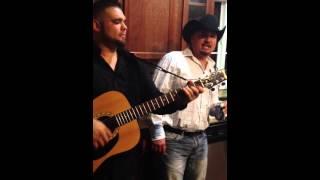 """Evaristo Milanez cantando """"Vas A Llorar Por Mi"""""""