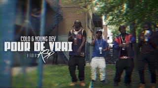 Colo & Young Dev - Pour De Vrai (music video by Kevin Shayne)