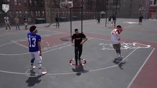 "NBA 2K18 MyPark - Shoreline Mafia ""Nun Major"""