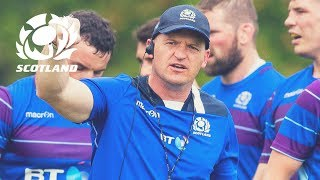 Gregor Townsend on the team to play Italy this Saturday