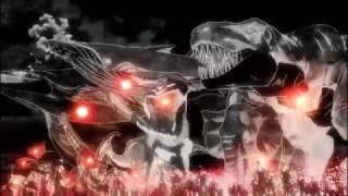 Attack on Titan Season 2 Opening OST - Shinzou wo Sasageyou! (心臓をささげよう!) - Linked Horizon