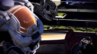 Mass Effect 3: The War Begins Trailer