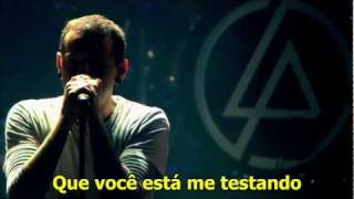 CANAL R.G - Linkin Park - Pushing Me Away (Legendado) (Live Acústico)