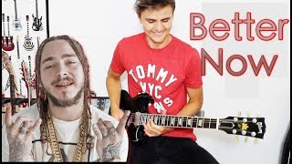 """Better Now"" Post Malone Recreated 