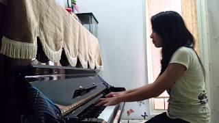 (Taion Cruz) Telling the world - cover piano