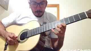 Zé Da Recaída   JP Oliveira   Gusttavo Lima (Violão Cover)