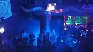 EDSONG  performance alive  corpo com corpo  Club Vida Dezembro 2016